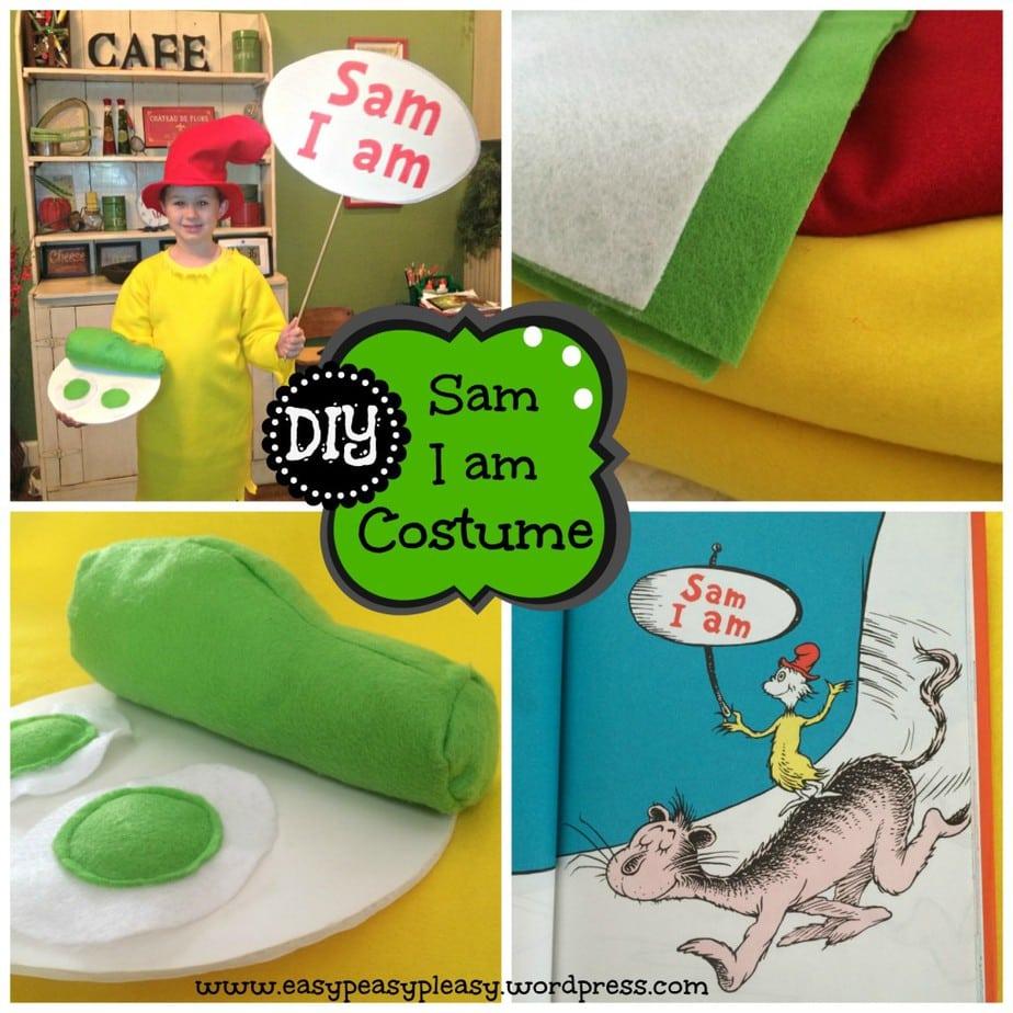 DIY Sam I Am Collage