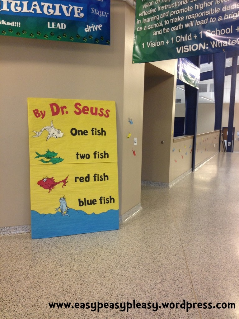 Dr. Seuss One Fish Two Fish Book Cover