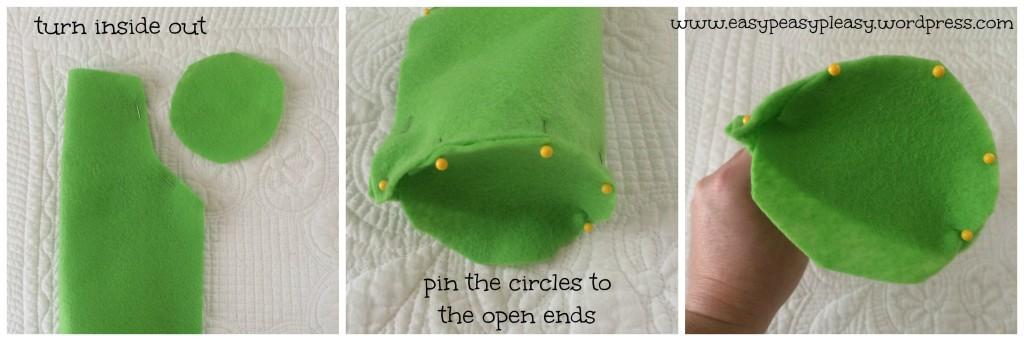DIY Dr. Seuss Sam I am green eggs and ham ham collage