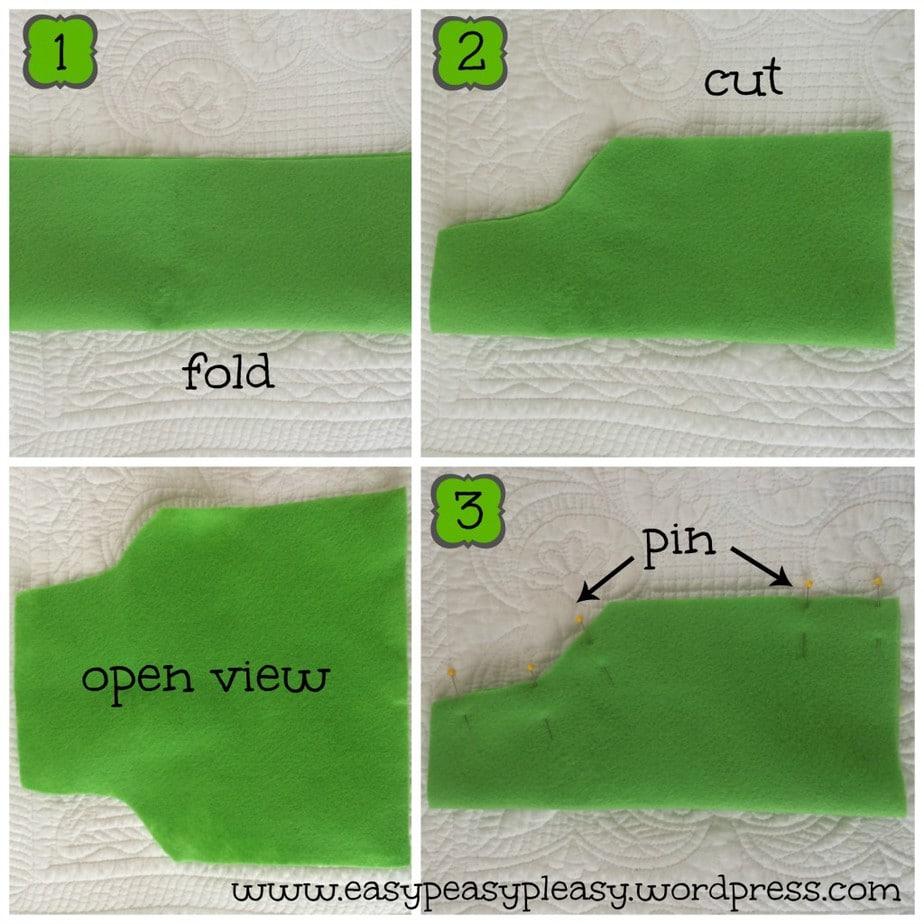 DIY Dr. Seuss Sam I am green eggs and ham ham steps collage