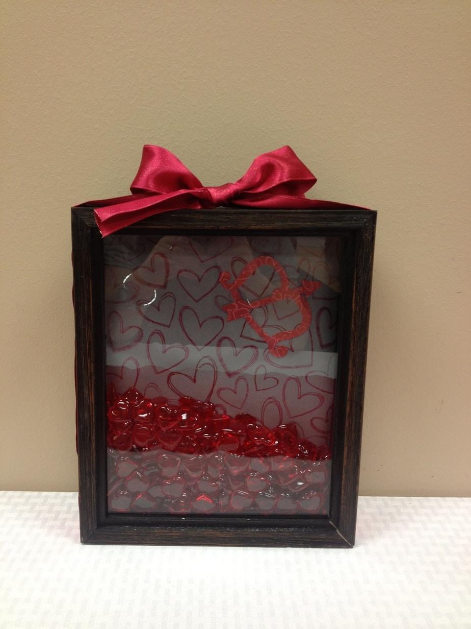 Wire Heart Wreath Ideas
