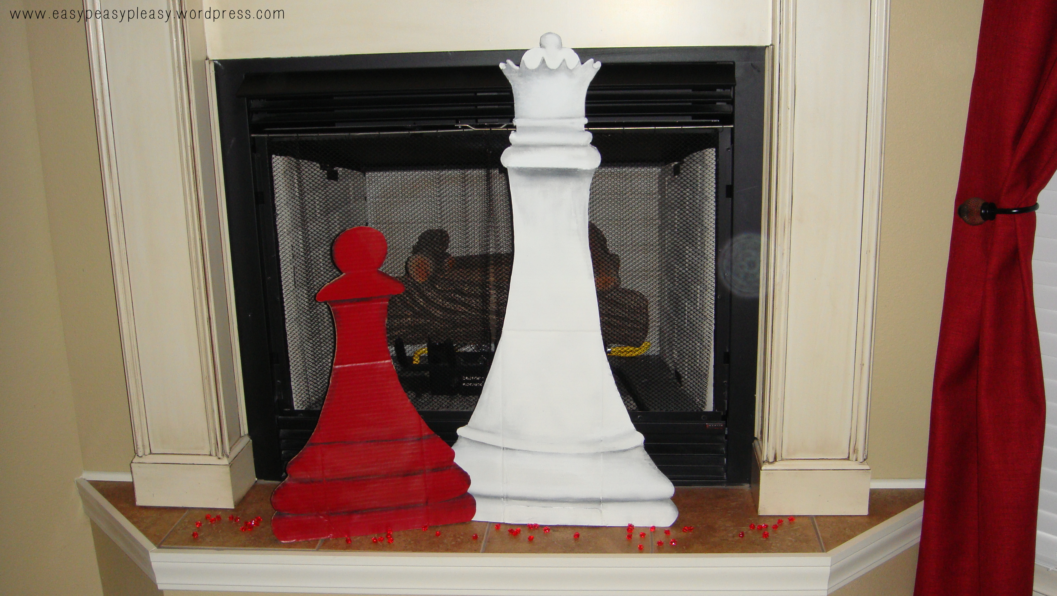 Twilight New Moon Party Decor Chess Pieces #tbt