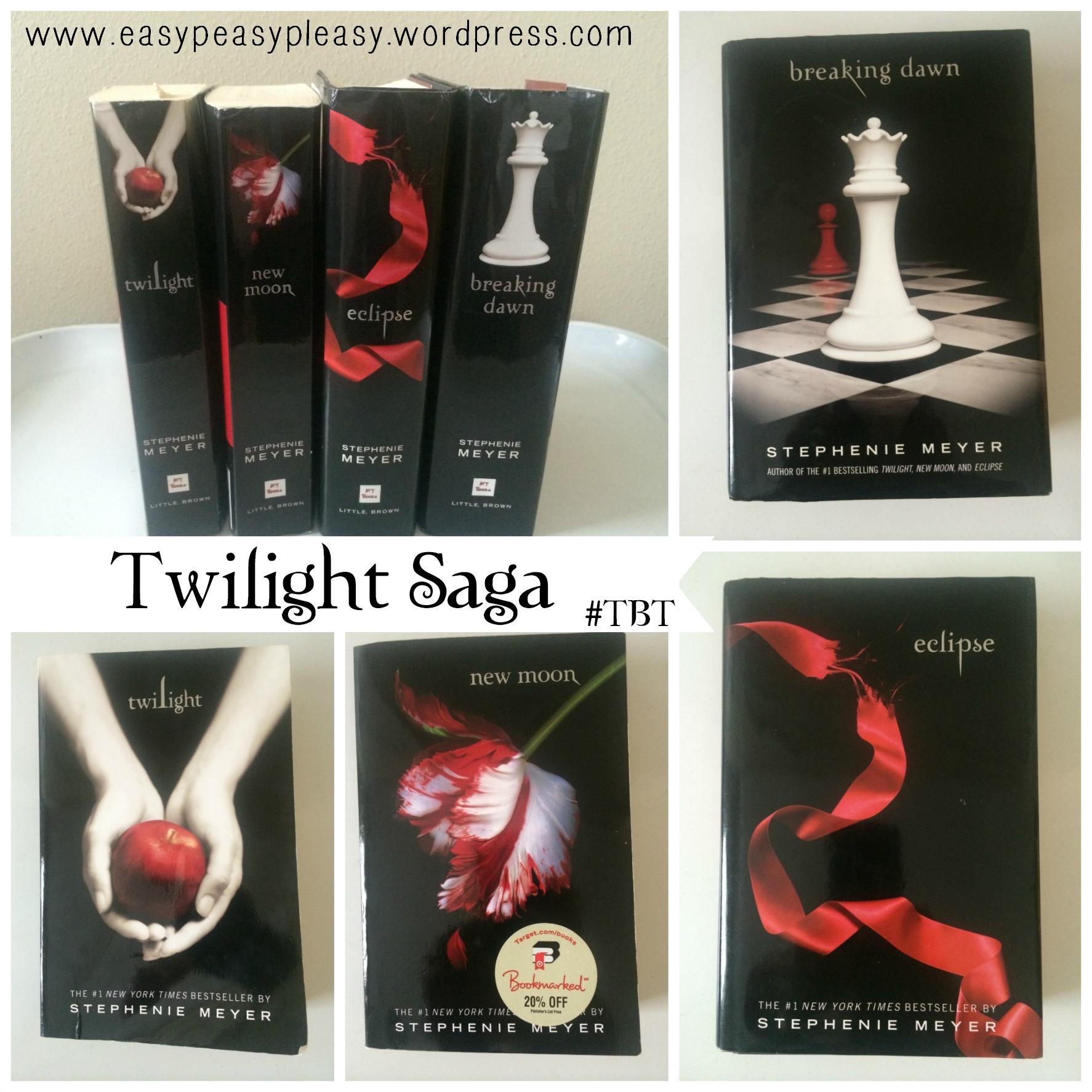 Twilight Saga party inspiration #TBT