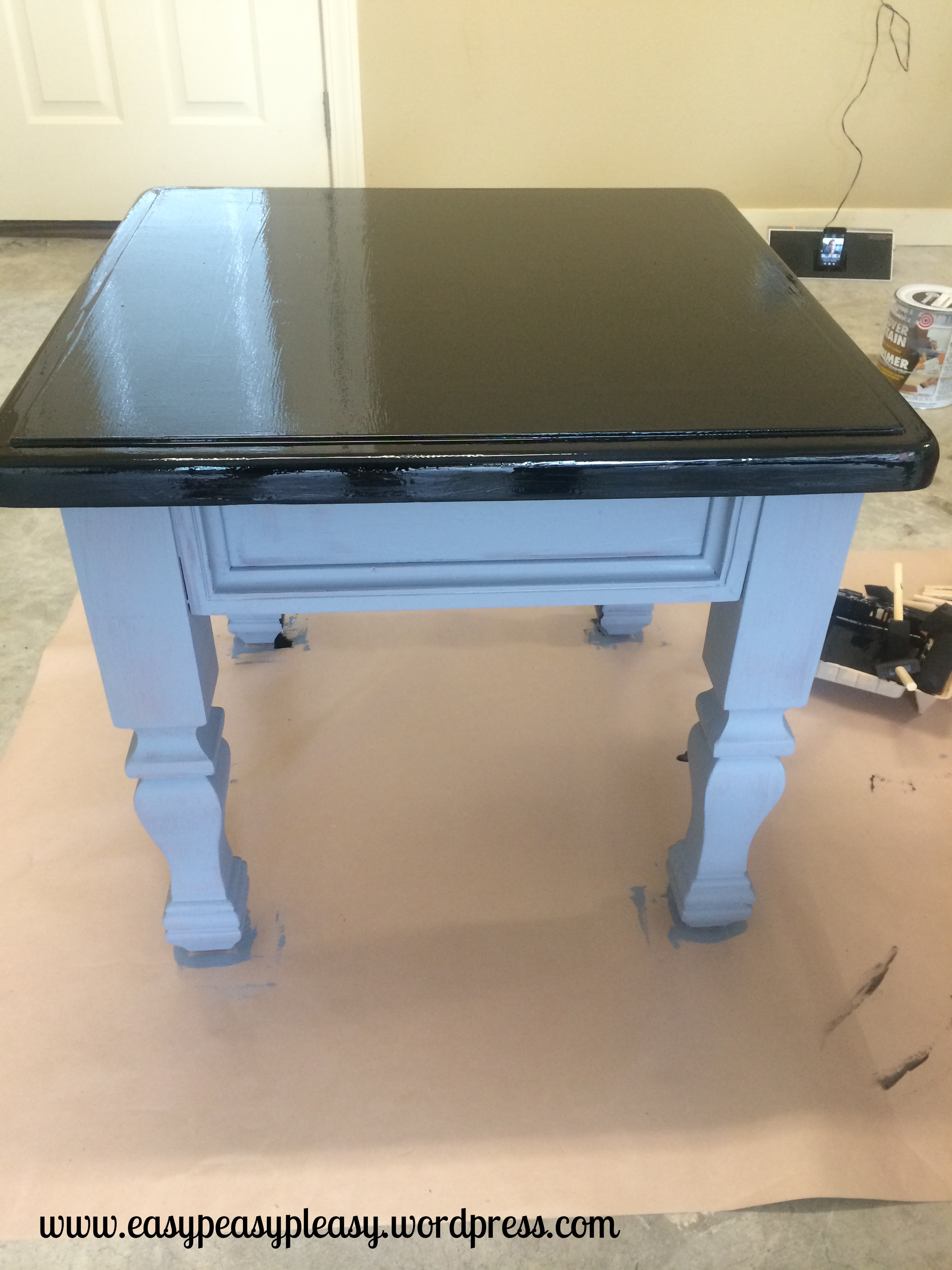 No need to sand furniture before painting. Check out https://easypeasypleasy.com to find out more.