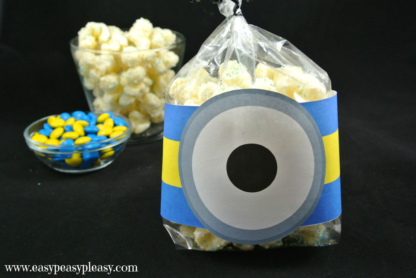 photo regarding Minion Symbol Printable known as Cost-free Minions Printable - Uncomplicated Peasy Pleasy