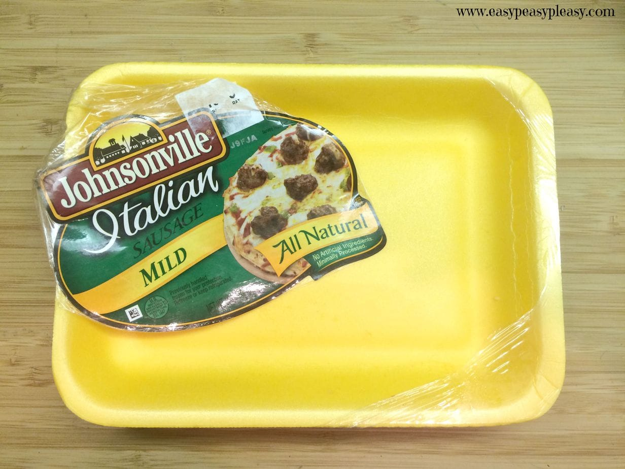 Johnsonville Sausage is the perfect addition to homemade meatballs.