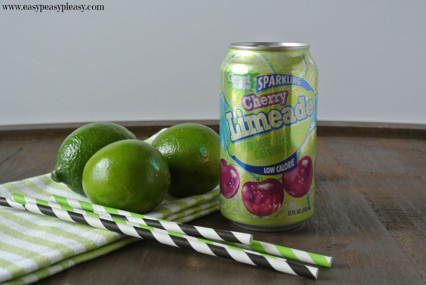 The Easiest Low Calorie Cherry Limeade Slush using Great Value Cherry Limeade.