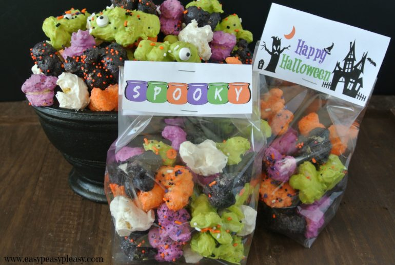 Free Printable Treat Bag Toppers