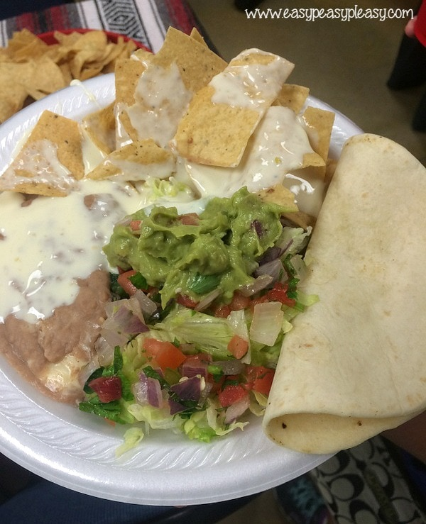 Teacher Appreciation Lunch Ideas Mexican Fiesta catered by Amigos Locos!