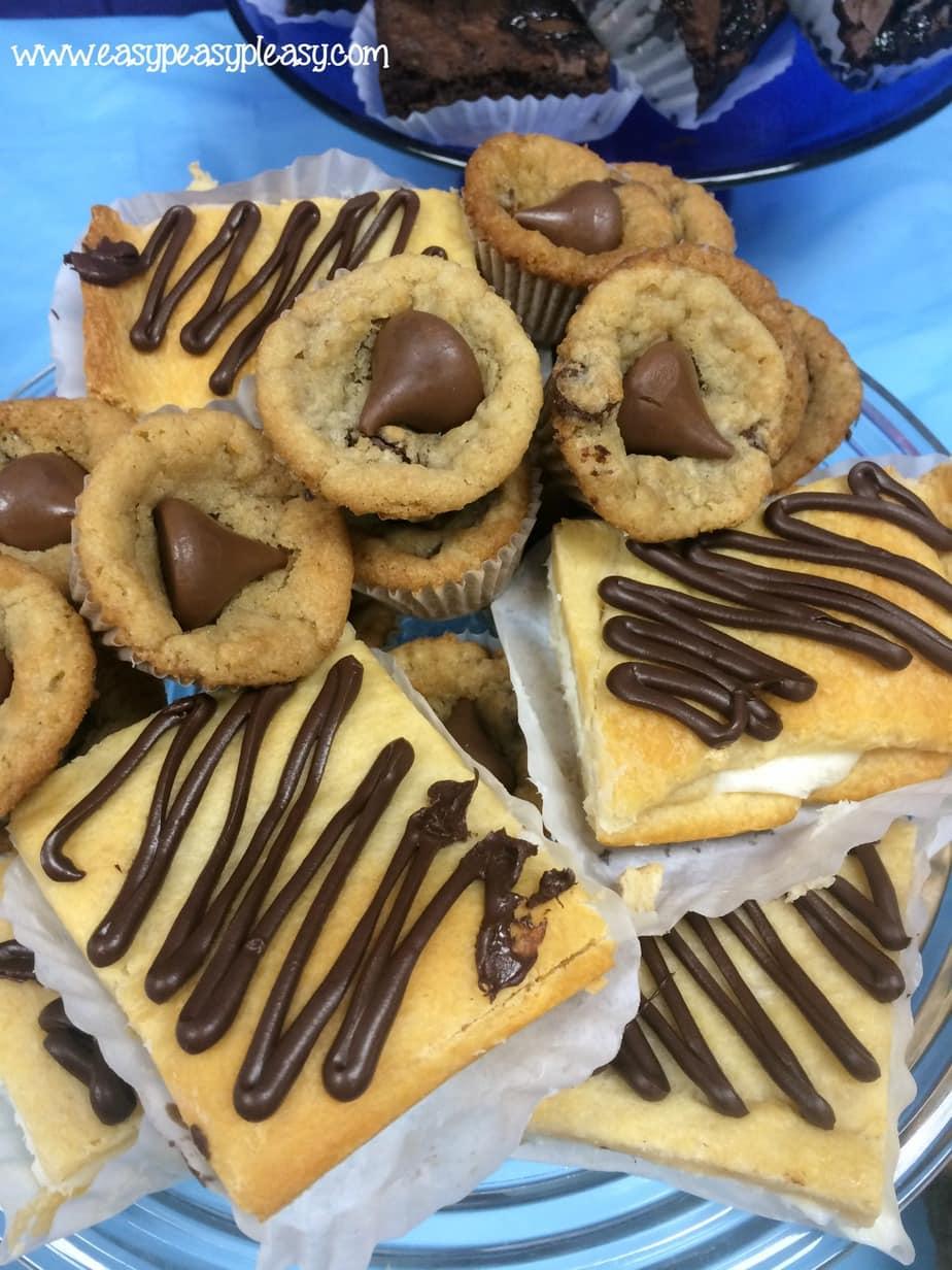 Alice in Wonderland Teacher Appreciation Food!