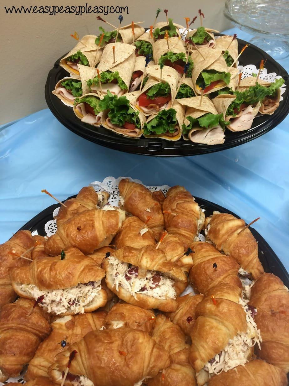 Alice in Wonderland Teacher Appreciation Week Mad Hatter Tea Party spread!