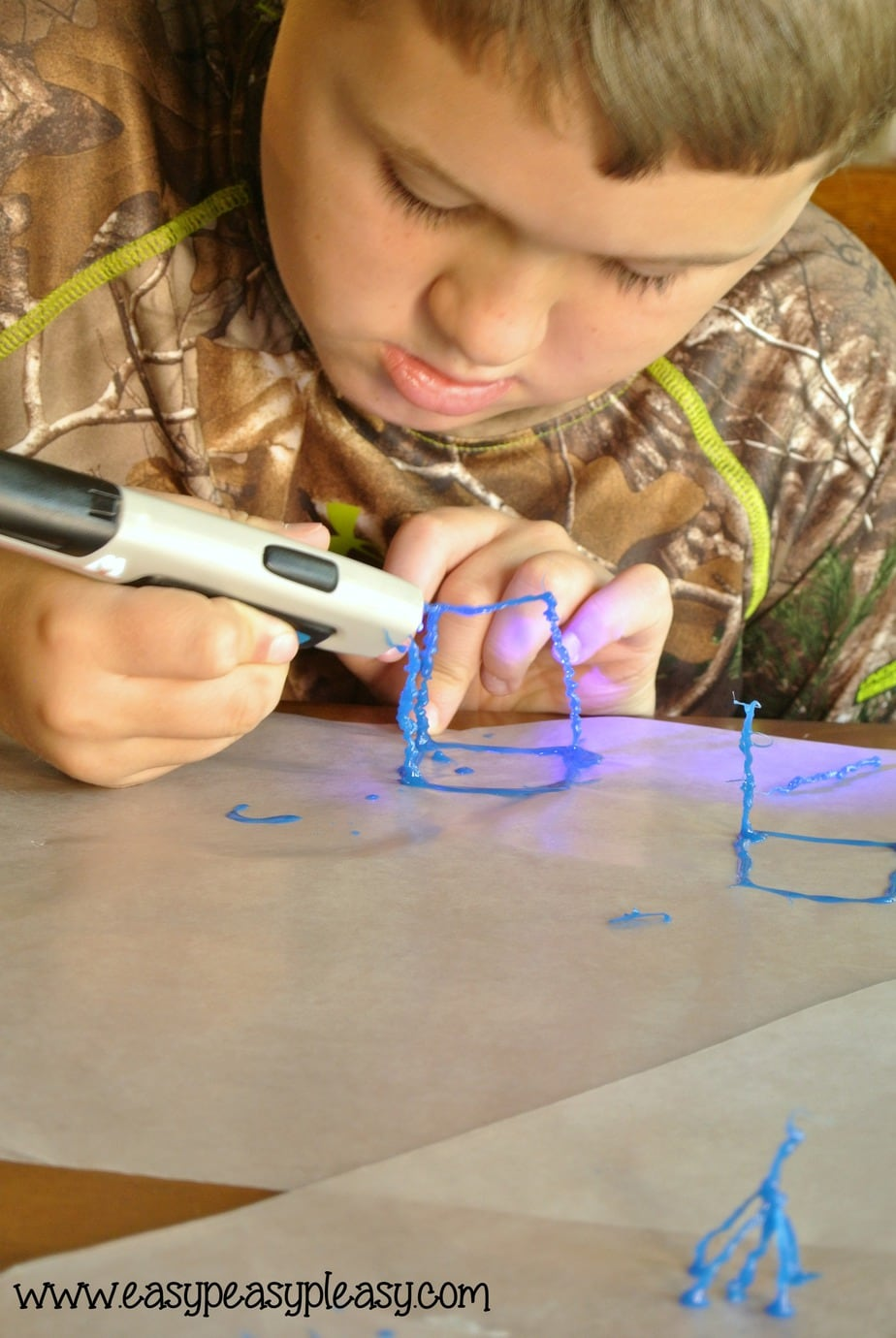 (Ad) Limit TV time and watch your children's imagination take on new heights with the AtmosFlare 3D Pen.