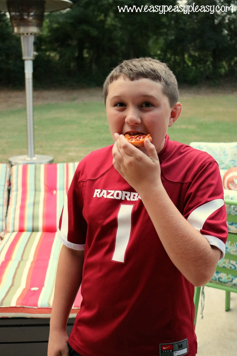 Kid approved food for game day!