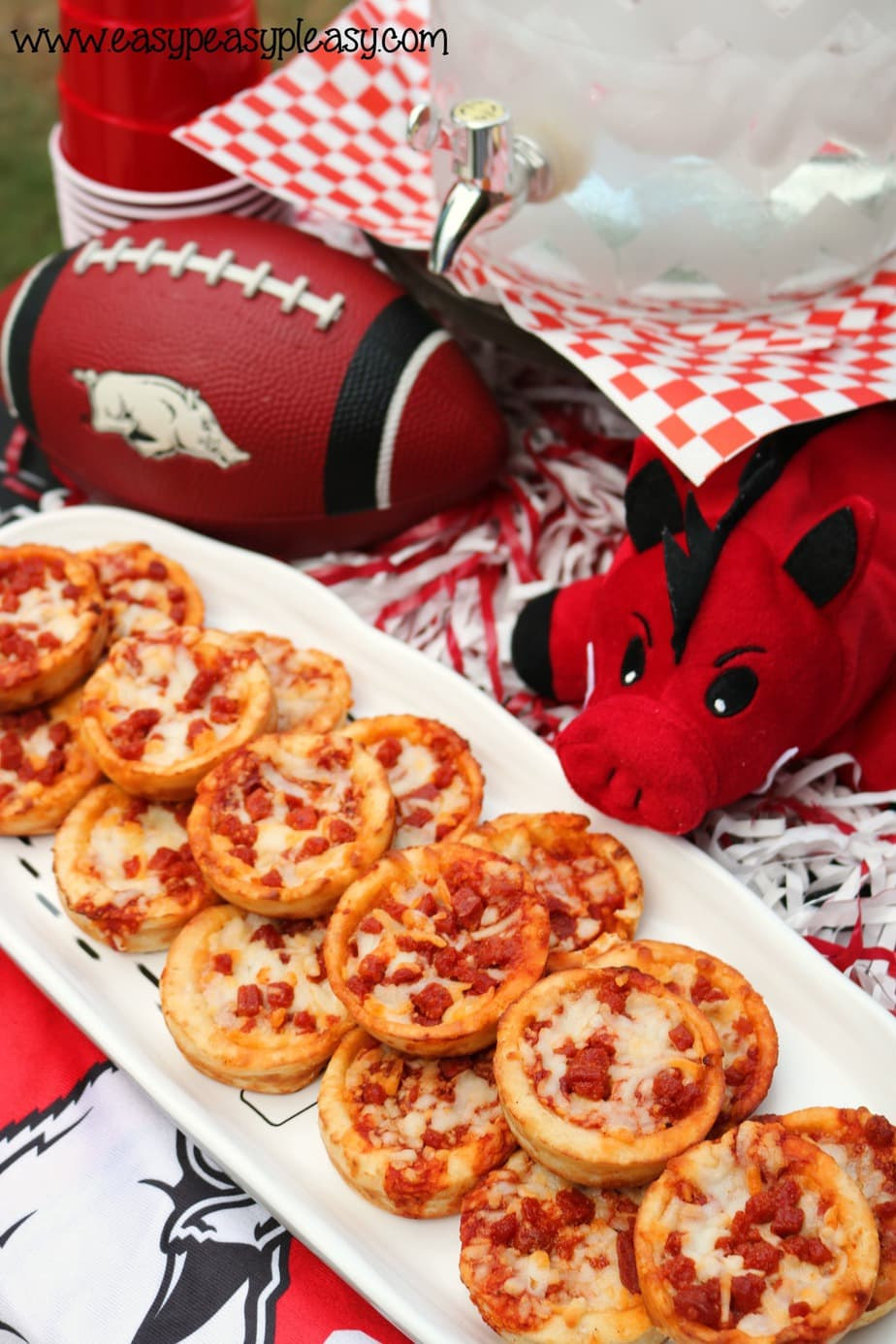 Kids game day food made easy!