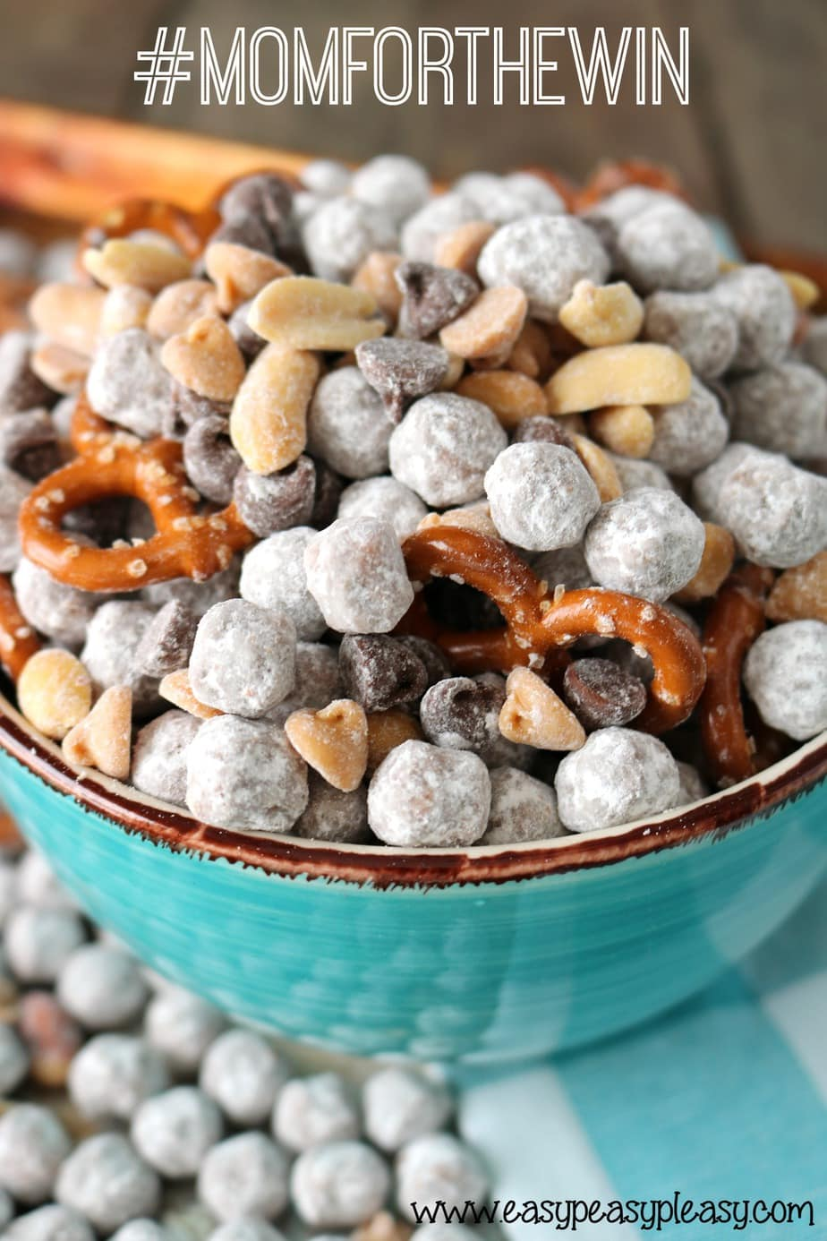 #momforthewin snack mix (ad)