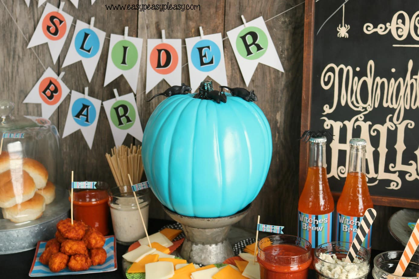 Easy Free Slider Bar Printables.