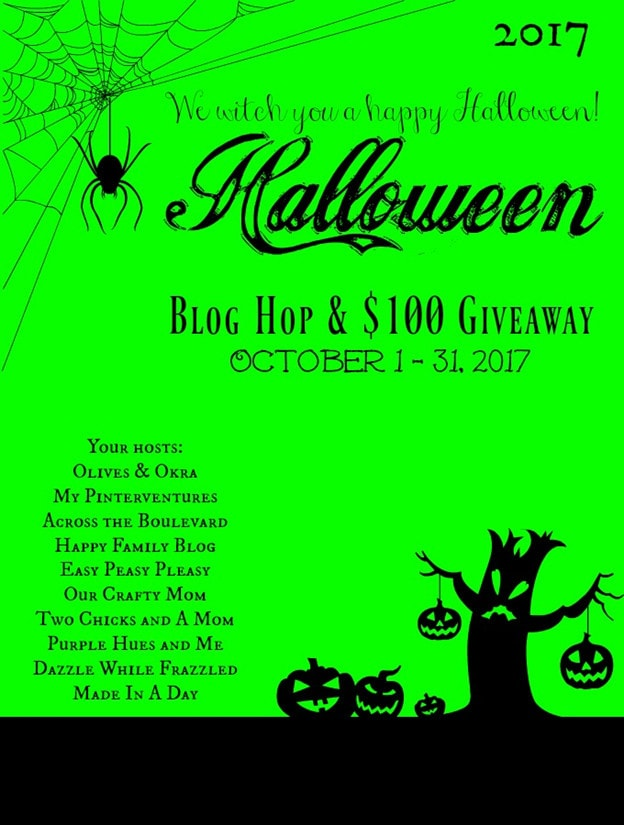 Halloween Blog Hop 2017