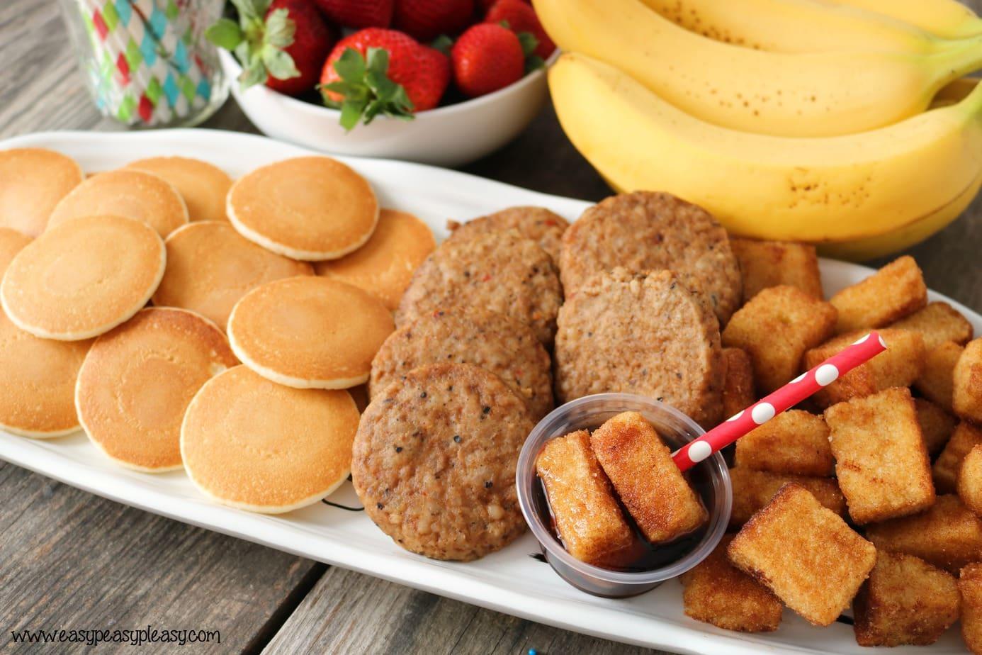easy weekday breakfast idea your kids will love easy peasy pleasy