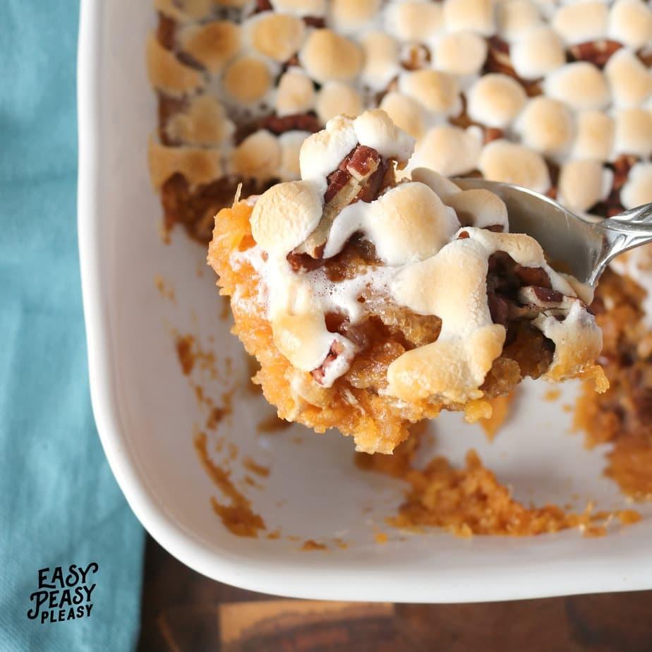 New Recipe Tradition Sweet Potato Casserole