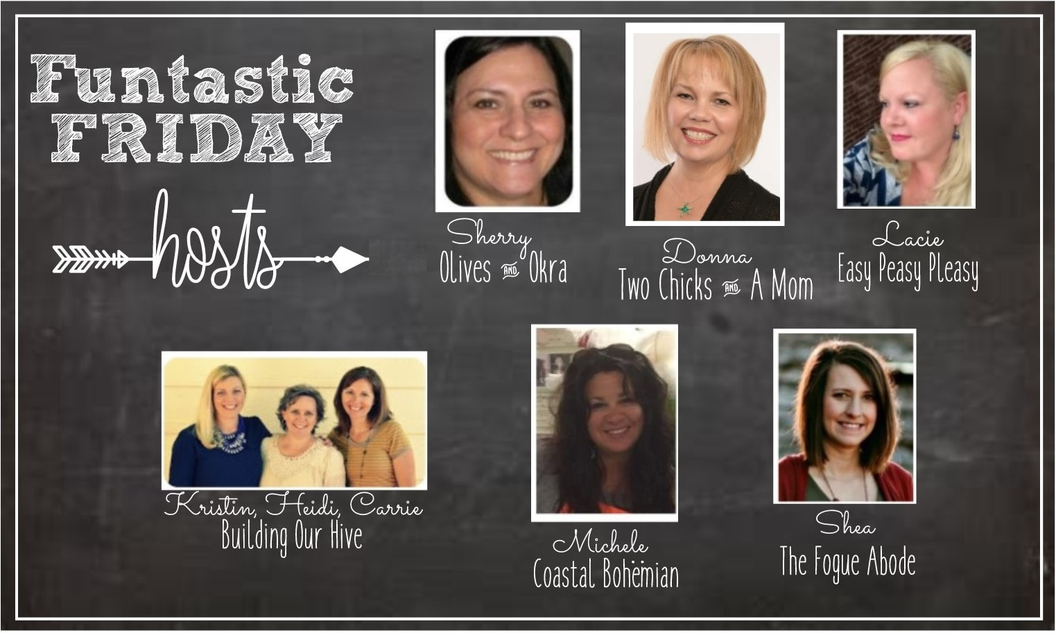 Funtastic Friday Link Party. Come linkup your blog posts.